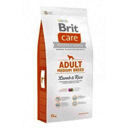Brit Care Adult Medium Breed L&r (62077)