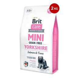 Brit Care Mini Grain Free Yorkshire Salmón & Tuna