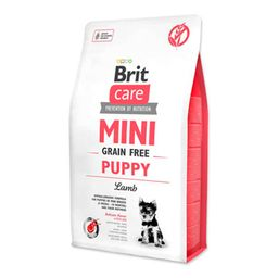 Brit Care Mini Grain Free Puppy - Cordero