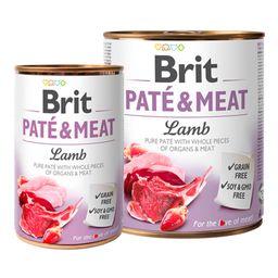 Brit Paté & Meat Lamb - Cordero