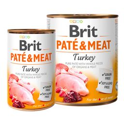 Brit Paté & Meat Turkey Pavo