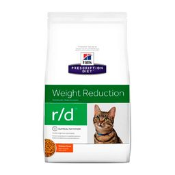 Hills - r/d Weight Reduction Feline