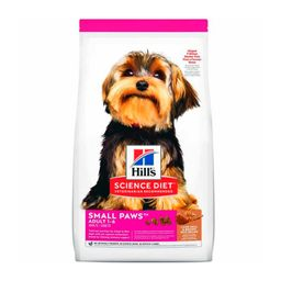 Hills - Adulto 1- 6 Small Paws Razas Toy - Cordero