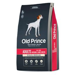 Old Prince Equilibrium - Adults Medium y Large Breed