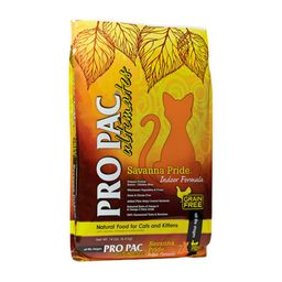 ProPac Gatos Savanna Pride Indoor Fórmula Grain Free
