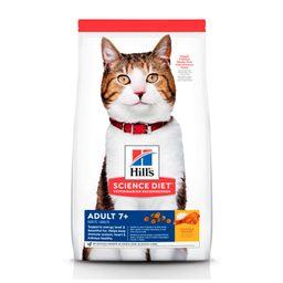 Hills - Adulto 7+ Feline Pollo