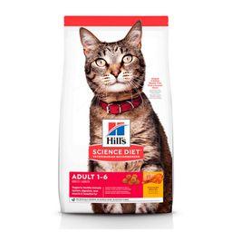 Hills - Adulto 1-6 Optimal Care Feline 3.17 Kilos