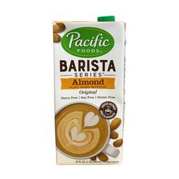 Bebida vegetal de almendras barista Pacific 946ml