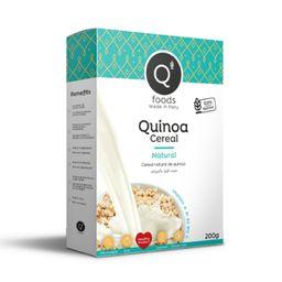 Quinoa Cereal Natural
