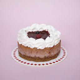 MiniMaria de Cheesecake de Frutos Rojos