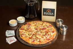 Pizza Caprichosa Familiar