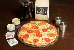 Pizza de Atún Familiar
