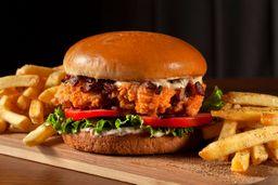 Fridays Chicken Sandwich