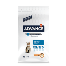 Alimento Para Gato Advance Adulto 1.5 Kg
