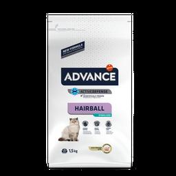 Alimento Para Gato Advance Hairball Sterilized 1.5 Kg