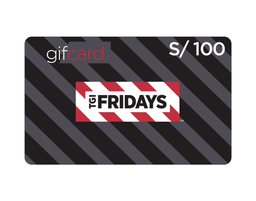 Gift Card S/100.00