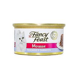 Fancy Feast Alim Gato Mousse Pes Cmron Lata