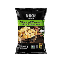 Inka Chips Jalapeno