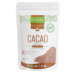 Cacao Polvo Organico Ecoandino
