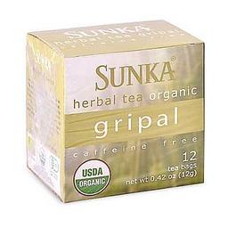 Sunka Herbal Tea  Gripal Filtrante