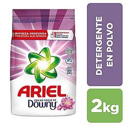 Ariel Detergente Con Toque De Downy