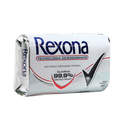 Jabón Rexona Antibacterial Fresh 84 g
