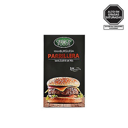 Oregon Food Hamburguesa Best Meats - Parrilleras