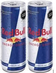 Energizante Red Bull Lata 250ml x 02 Unidades