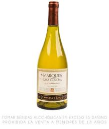 Vino Marques De Casa Concha Chardonay 750ml