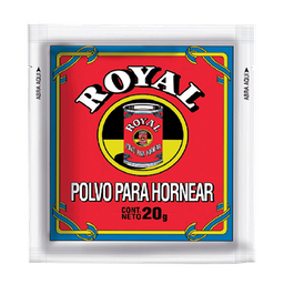 Royal Polvo de Hornear