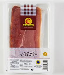Jamón Serrano Loncheado Casademont