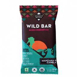 Andean Bites Wild Bar Manzana Canela