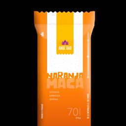 Ande Bar Barra Ligera Naranja Maca 20 gr