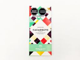 Cacaosuyo Chocolate 70% Piura Select 70 gr