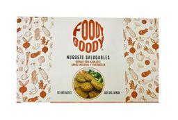 Foody Goody Nuggets Lentejas Arroz Integral