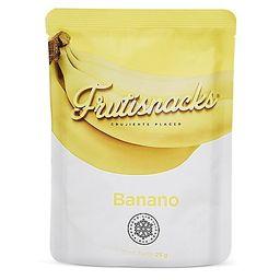 Frutisnacks Banano Liofilizado 7 gr
