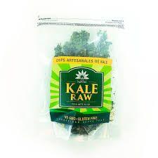 Luz Vital Chips Artesanales De Kale 40 gr