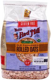 Bob's Red Mill Hojuelas Avena Gluten Free Organica 907 gr