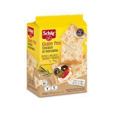 Schar Crackers al Rosmarino 210 gr