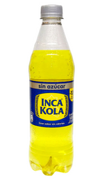 Inca Kola  Sin Azúcar 400 ml