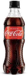Coca-Cola  Sin Azúcar 450 ml