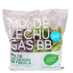 Verde Puro Mix De Lechugas