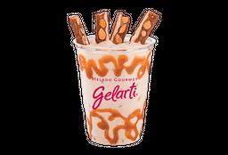 Milkshake de Snickers