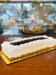 Cheesecake de Sauco Rectangular