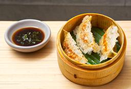 Veggie Jiaozi x 3