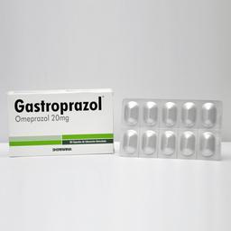 Gastroprazol 20Mg Blister X 10