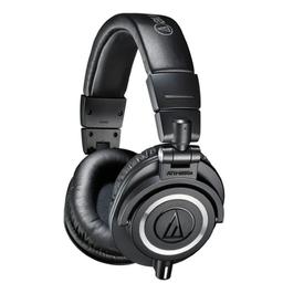 Audífonos Monitoreo Audiotechnica Ath-M50X Bk