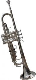 Trompeta Baldassare Niquelada 6418N Sv