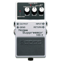 Pedal Efecto Boss Noise Supressor Ns-2