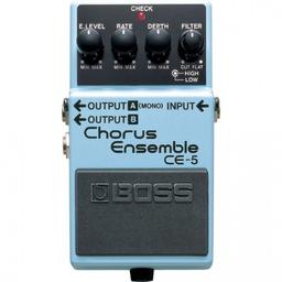 Pedal Efecto Boss Chorus Ce-5